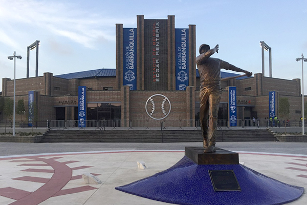 Estadio de Béisbol Edgar Rentería